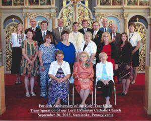 Choir Sept 20 2015