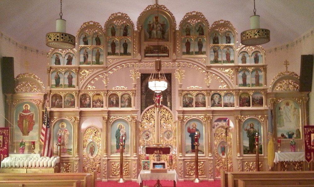 Transfiguration of Our Lord Ukrainian Catholic Church